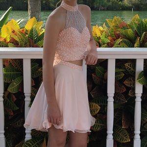hoco dress